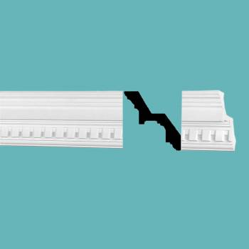 <PRE>Cornice Withe Urethane 5inch H Laurah Ornate </PRE>zoom2