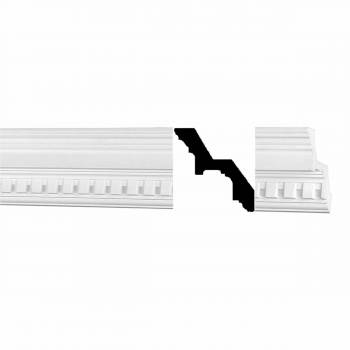 <PRE>Cornice Withe Urethane 5inch H Laurah Ornate </PRE>zoom1
