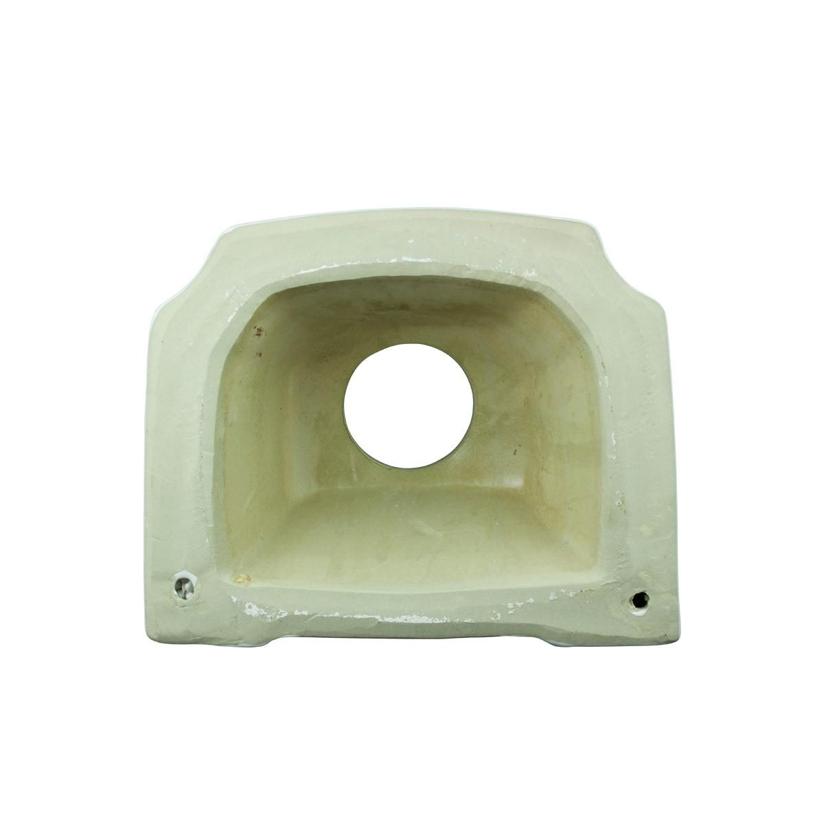 Pedestal Bathroom Sink White Porcelain Pedestal Only White Pedestal Only Glossy Pedestal Only Bathroom China Pedestal Only