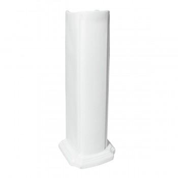 <PRE>Renovator's Supply Small White Bathroom Pedestal Sink Grade A Vitreous China</PRE>zoom6