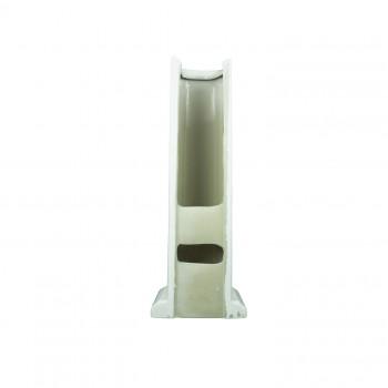 <PRE>Renovator's Supply Small White Bathroom Pedestal Sink Grade A Vitreous China</PRE>zoom7