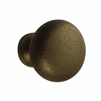 Cabinet Knob Antique Brass  19390grid