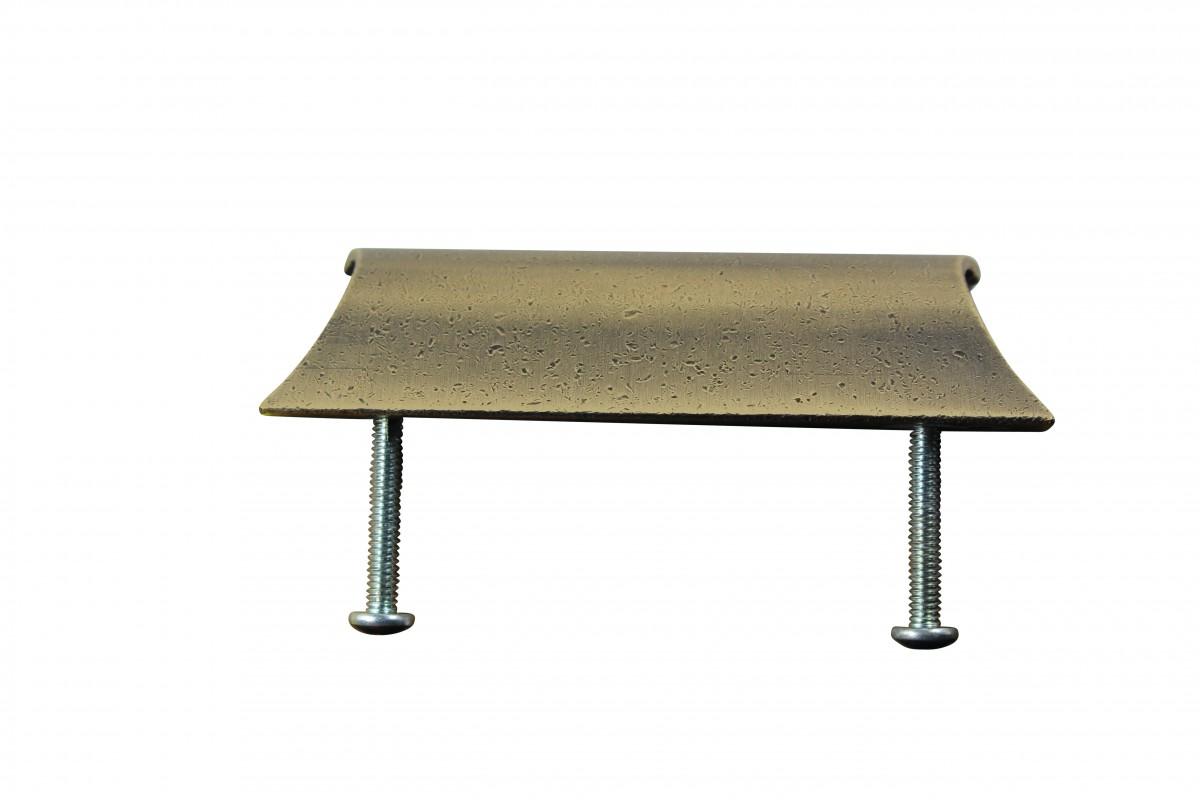 Bin Pull Antique Solid Brass Distressed Brass Bin Pulls Brass Cabinet Pulls Cabinet Pulls Decorative