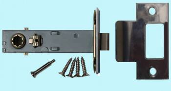 <PRE>Stainless Steel Backset Latch Set 2.75inch </PRE>zoom2
