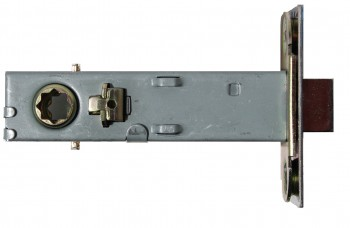 <PRE>Stainless Steel Backset Latch Set 2.75inch </PRE>zoom3