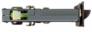 <PRE>Stainless Steel Backset Latch Set 2.75inch </PRE>zoom4