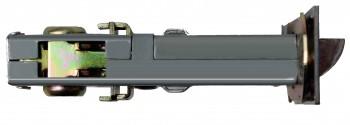 Stainless Steel Backset Latch Set 2.75 Door Hardware Door Knob Sets Door Knob