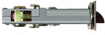 <PRE>Stainless Steel Backset Latch Set 2.75inch </PRE>zoom5