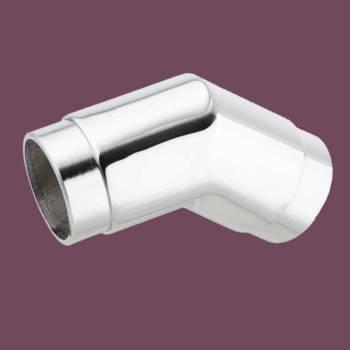 Bar Rail Elbow Joint 135 degree 2 OD Chrome Brass Chrome Elbow Flush Elbows Brass Elbow