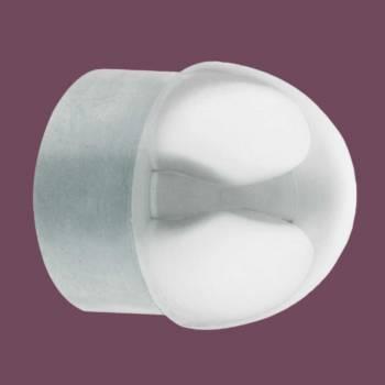 <PRE>Bar Rail Tubing Domed End Cap 2inch OD Chrome Brass </PRE>zoom2