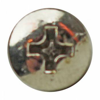 Nickel Phillips Round Head 38 Qty 25 machine screw Machine Screws Slotted Screws Nickel Screws