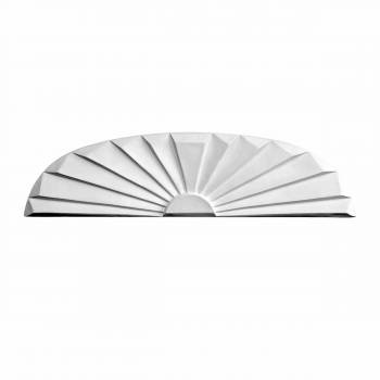 Door Pediment Insert 4-1/2
