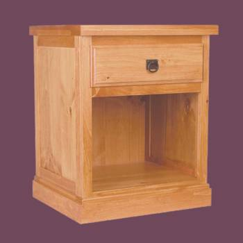<PRE>Nightstand Heirloom Solid Wood Strafford End Table </PRE>zoom2