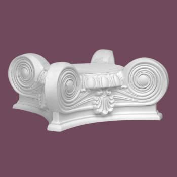 <PRE>Roman Column Capital Full 360 Degree White Urethane </PRE>zoom2