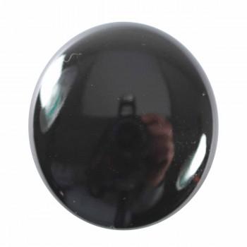 <PRE>Cabinet Knob Black Chrome 1 1/2inch Dia W/ Backplate </PRE>zoom6