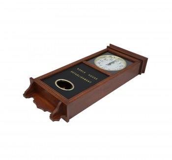 Clocks Wood Battery Operated Pendulum Clock Clocks Decorative Clock Decorative Clocks