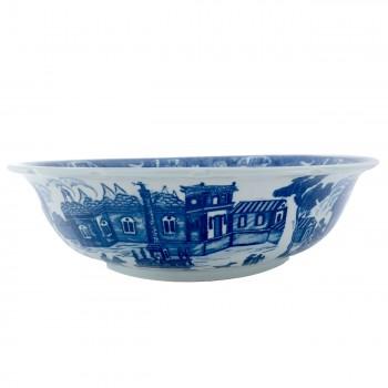 <PRE>Chamber Pot Set Delft Blue Ceramic Chamber Pot and Pitcher </PRE>zoom4