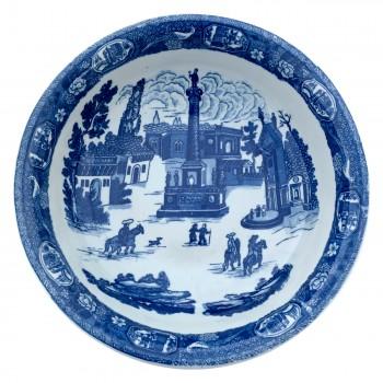 <PRE>Chamber Pot Set Delft Blue Ceramic Chamber Pot and Pitcher </PRE>zoom5