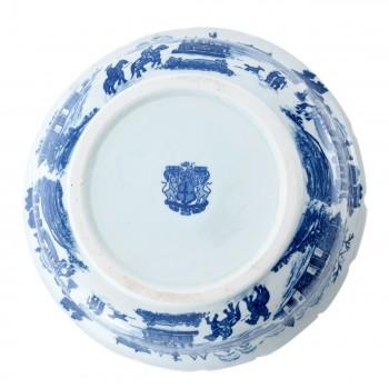 <PRE>Chamber Pot Set Delft Blue Ceramic Chamber Pot and Pitcher </PRE>zoom7