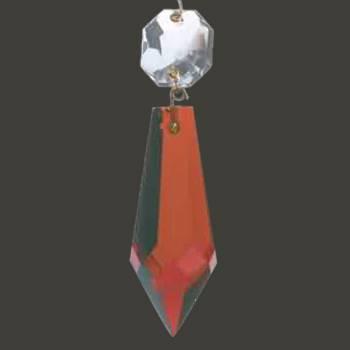 <PRE>Prisms Amber Glass Prism 2inch </PRE>zoom2