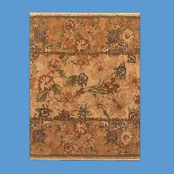 spec-<PRE>Runner Area Rug 2' 2&quot; Wide, Sold by Foot Beige Polypropylene </PRE>