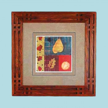 <PRE>Wall Art Stawberry Collage Print Framed 29&quot;W x 29&quot;H </PRE>
