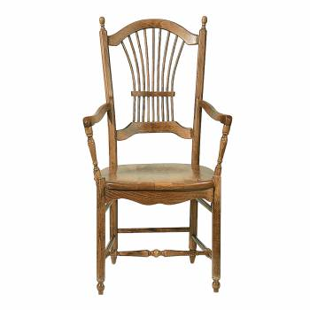 Sheaf Heirloom Solid Beechwood Sheaf Back Armchair Beechwood Heirloom 199815grid