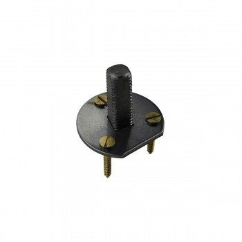 Steel Doorknob Dummy Spindle 1-3/8