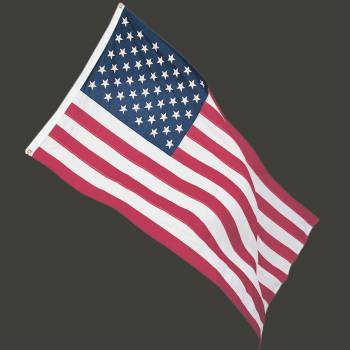Cotton American Flag Full Size Indoor Patriotic 3 x 5 Garden Flag Outdoor Flag Flags