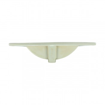 <PRE>Bathroom Drop-in Self-Rimming Square White Porcelain Sink Single Faucet Hole</PRE>zoom7