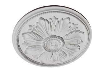 Ceiling Medallion White Urethane 23 12 Diameter Light Medallion Light Medallions Lighting Medallion