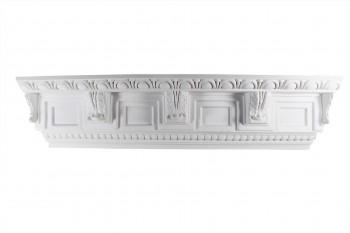 Cornice White Urethane  76 78 L  GrecoRoman Ornate White Decorative Crown Molding Contemporary Crown Molding Cornice Classy Crown Molding