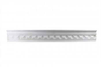 Ornate Cornice White Urethane  94 12 L  Golfini Classy Cornice Molding Decorative White Crown Molding Simple Ceiling Cornice Moulding