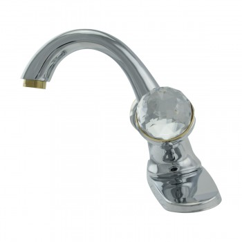 <PRE>Single Hole Bathroom Sink Faucet Chrome Widespread Plate </PRE>zoom6