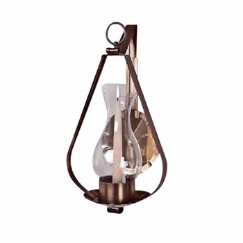 Candle Wall Sconce Saddle Candle Sconce