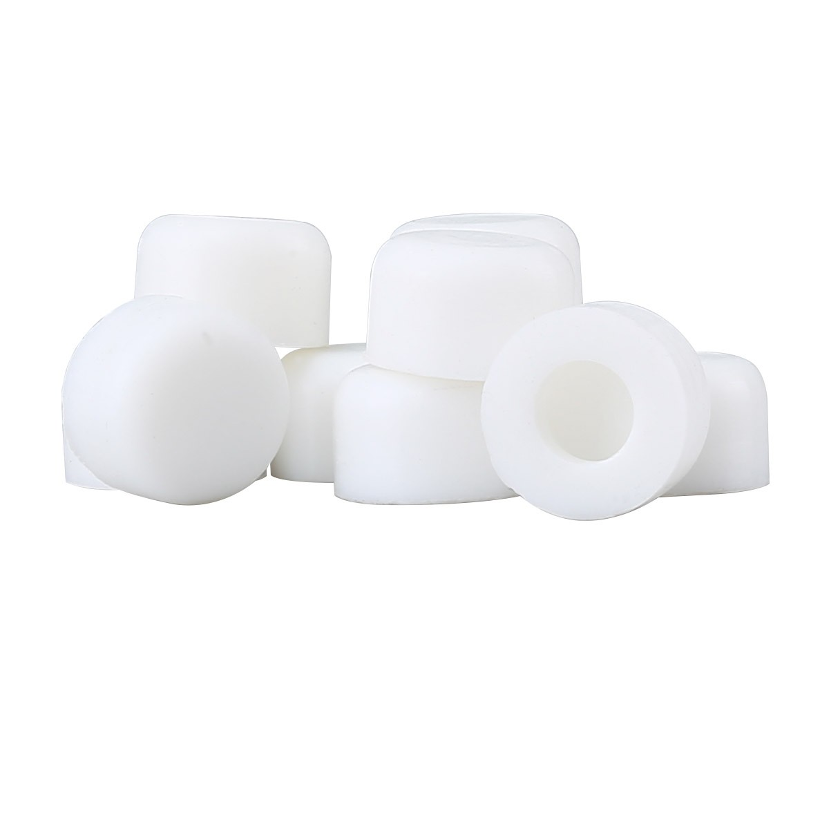 Good U003cPREu003ePremium Silicone White Door Stopper Tips 1/4inch Inner Dia.