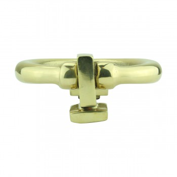<PRE>Solid Brass Ring Door Knocker 4 1/2 inch. H x 4 inch. W</PRE>zoom11