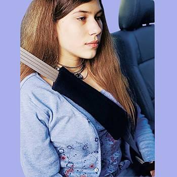 Seat Belt Pads Beige Sheepskin Protects Rubbing Seat Belt Pad Seat Belt Pads Sheepskin Seat Belt Pad