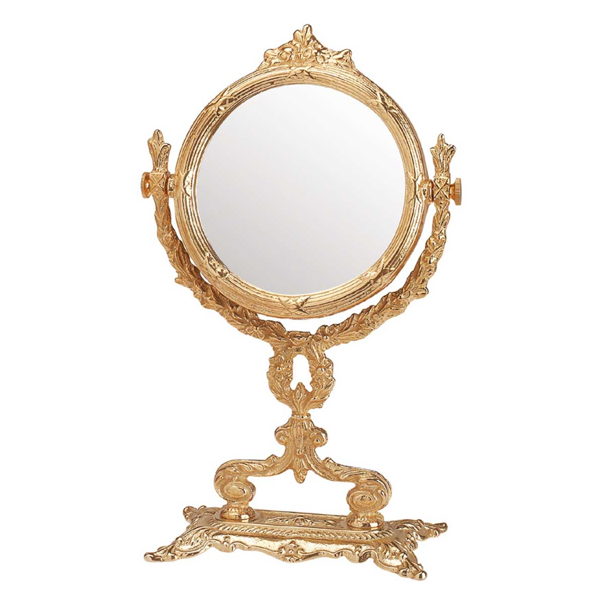 shape round mirror vanity with on antique value ideas