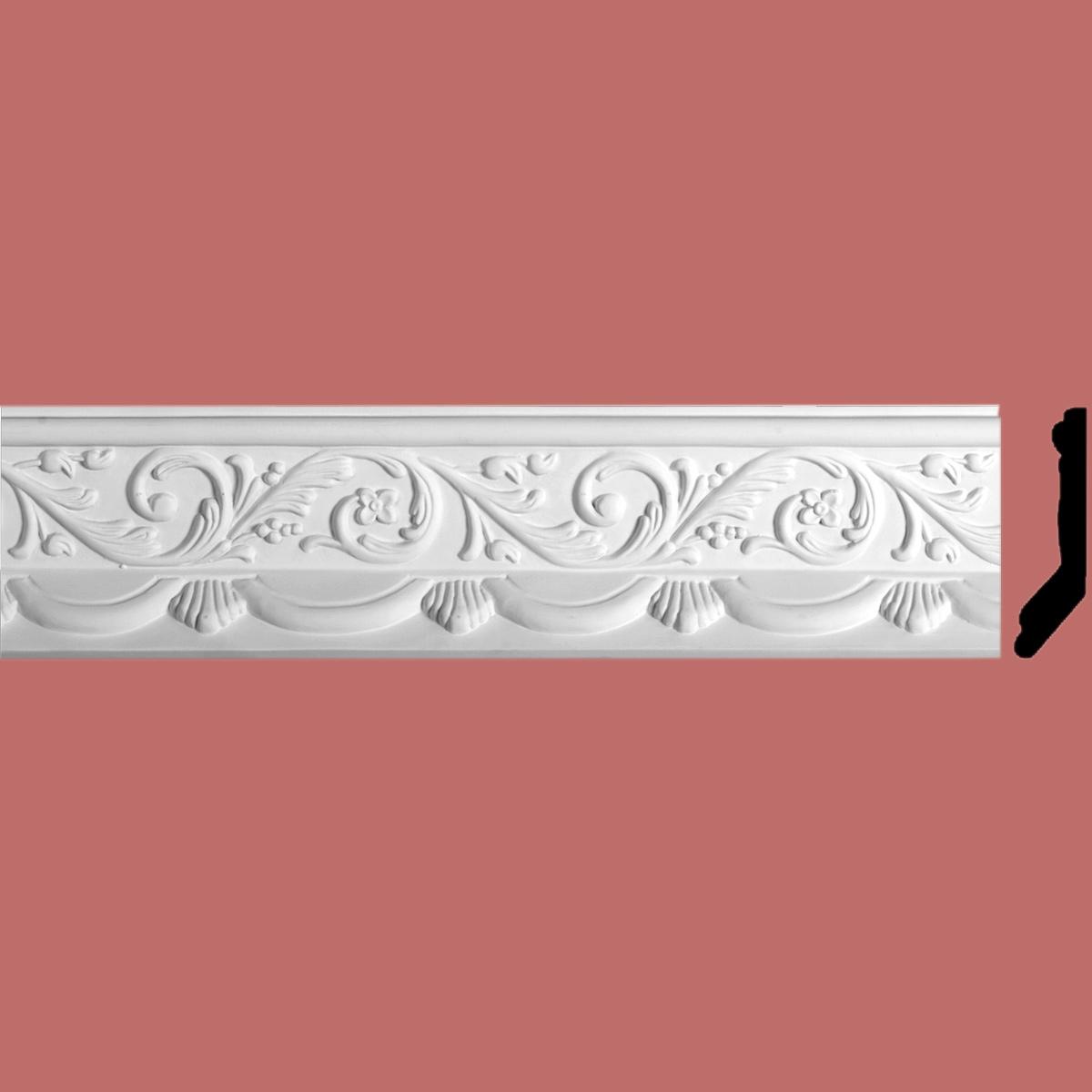 Cornice White Urethane Sample of 20794 Cornice Cornice Moulding Cornice Molding