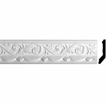 Cornice White Urethane  82 34 L  Letreamont Ornate Classy Cornice Molding Decorative White Crown Molding Simple Ceiling Cornice Moulding