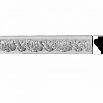 Ornate Cornice White Urethane   78 5/8