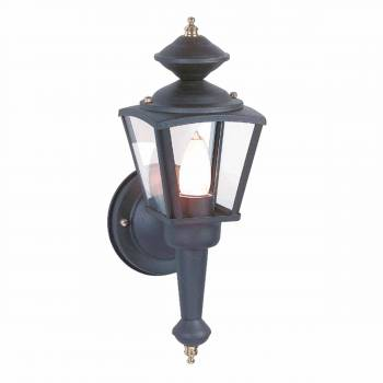 Outdoor Lighting Black Aluminum Light 20813grid