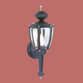 Outdoor Lighting Black Aluminum 5 Panel Outdoor Lamp Outdoor Light Outside Light Outdoor Lights