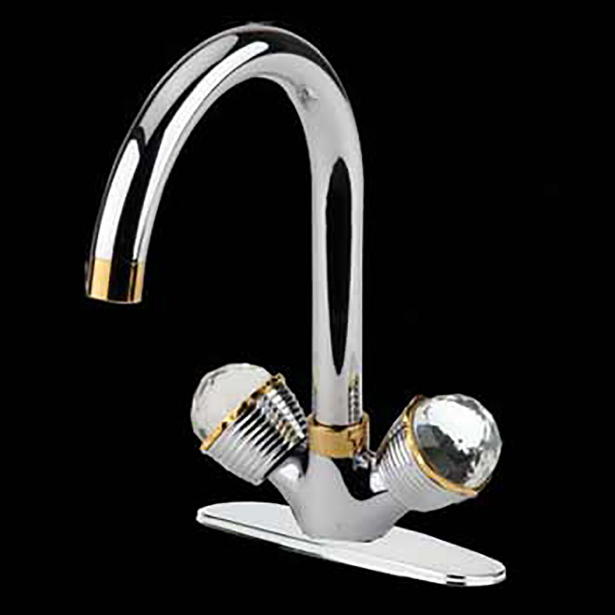 Bathroom Faucet Chrome 10 78H W Widespread Plate 2 Handles Bathroom Sink Faucet Chrome Brass Bathroom Widespread  Faucets Bathroom Faucet Two Handle