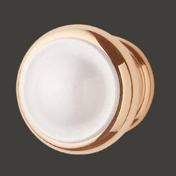 <PRE>Cabinet Knob Bright Solid Brass 1 1/4inch Dia </PRE>zoom2