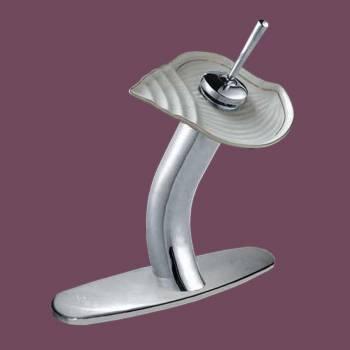 <PRE>Waterfall Bathroom Faucet Chrome Ceramic Widespread 1 Handle</PRE>zoom2