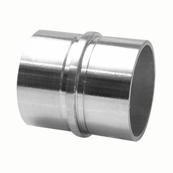 <PRE>Handicap Rail Joint Connector 2inch Stainless Steel </PRE>zoom1
