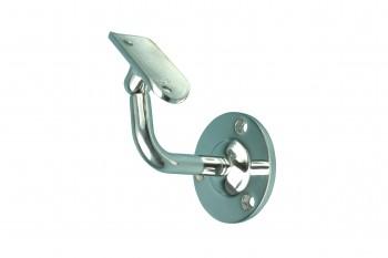 1.5 Handrail Swivel Bracket Armrest Tubing Holder Stainless Tubing Connectors Tubing Connector Bar Rail Connector