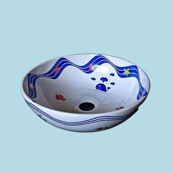 <PRE>Bathroom Vessel Sink White Sea World China </PRE>zoom2